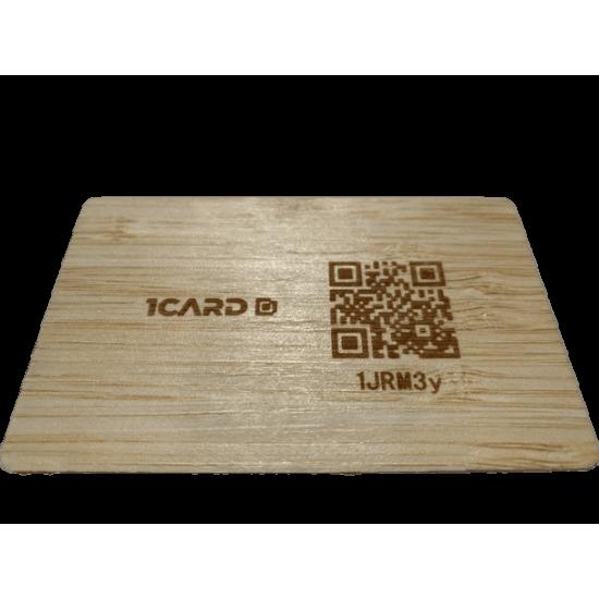 1Card Timber