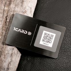 1Card VIP - Gun Black